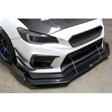 APR Performance - Subaru WRX/STI Front Bumper Canards 18+ (SET OF 4)