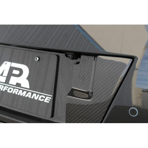APR Performance - Nissan R35 License Plate Backing 17+