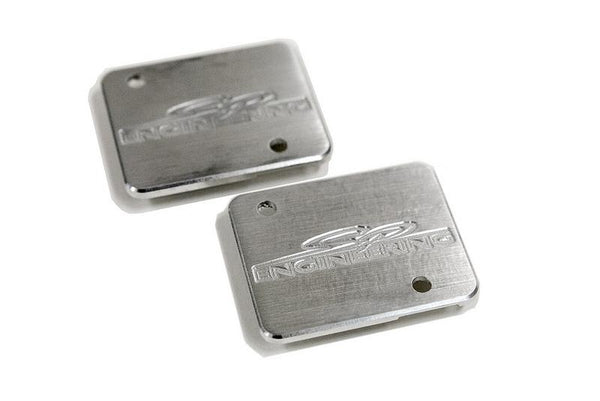 SP Engineering MAF Delete Block-Off Plates - Nissan R35 GT-R 2009+
