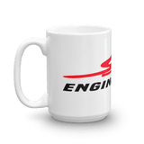Large SP Logo Coffee Mug
