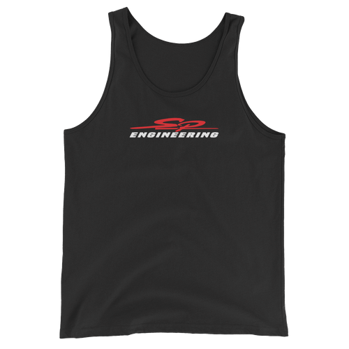 SP Engineering Unisex  Tank Top