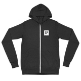 SP Power Unisex zip hoodie