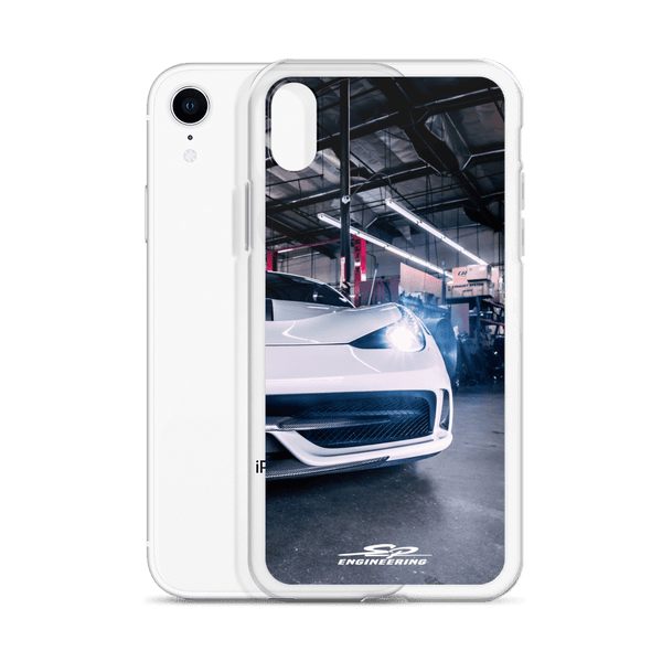 Ferrari 458 Speciale iPhone Case
