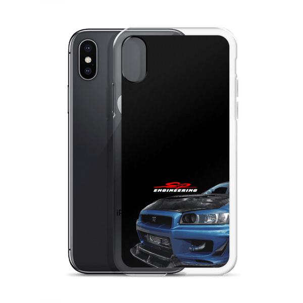 Nissan GT-R iPhone Case