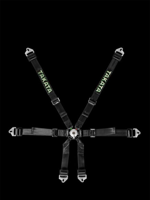Takata Racing: 2x2 Race Harness (HANS)