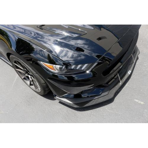 APR Performance - Ford Mustang Front Bumper Canards 2015-Up