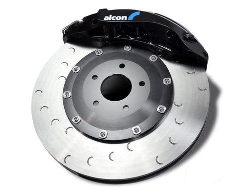 "Alcon Superkit ""Street"" Complete Brake System - Nissan R35 GT-R"