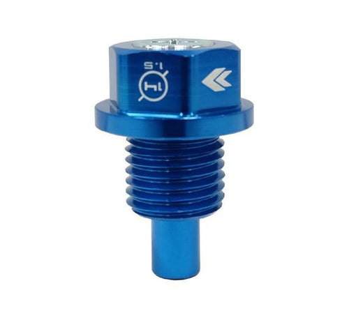 NRG M14 X 1.5 Blue Magnetic Oil Drain Plug