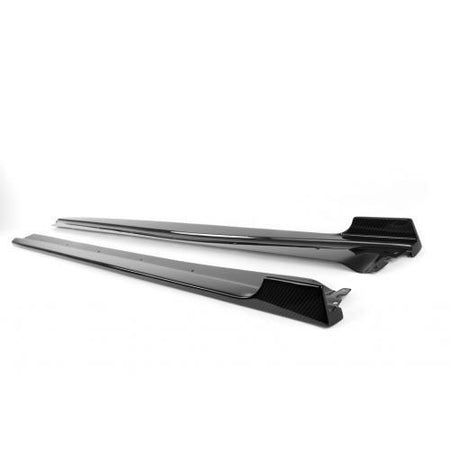 Carbon Fiber Side Rocker Extensions - Audi R8 2006-2014