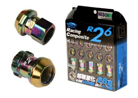Project Kics R26 Lug Nuts - NeoChro