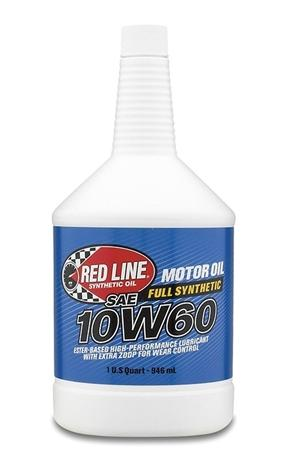 Redline 10W60 Engine Oil - BMW Applications