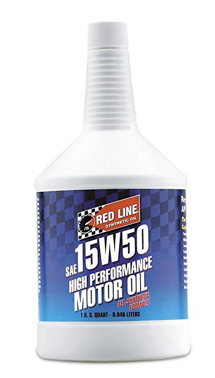 Redline 15W50 Engine Oil