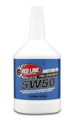 Redline 5W50 Engine OIl