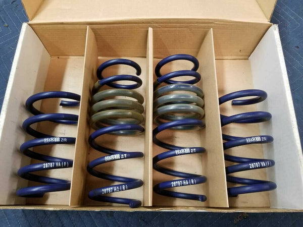 "USED; H&R SPORT LOWERING SPRINGS FOR 15-19 BMW i8 COUPE [0.75""F/0.6""R] 28787-1"