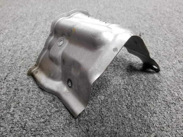 USED; FACTORY NISSAN INSULATOR-HEAT,TURBINE HOUSING GT-R R-35 PN:14450-JF01C