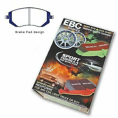 EBC Redstuff Superstreet Ceramic Brake Pads Front Aston Martin/Corvette DP31110C