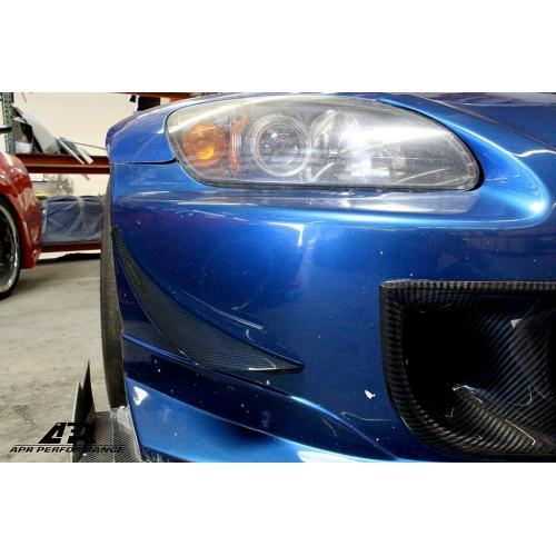APR Performance - Honda S2000 Front Bumper Canards 2004-Up
