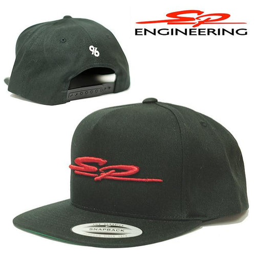 SPE 20th Anniversary Snapback - Black