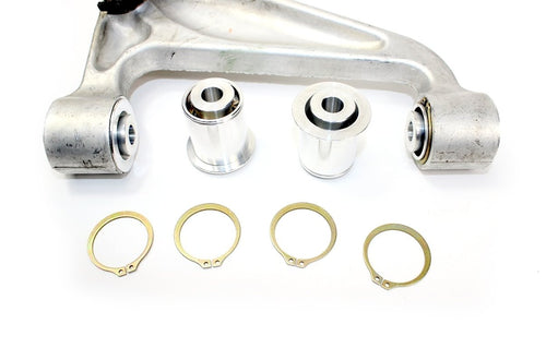 SPL FKS Rear Upper Arm Monoball Bushings: Nissan 370z / Infiniti G37