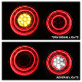 Spyder Auto LED Tail Lights - Nissan R35 GT-R