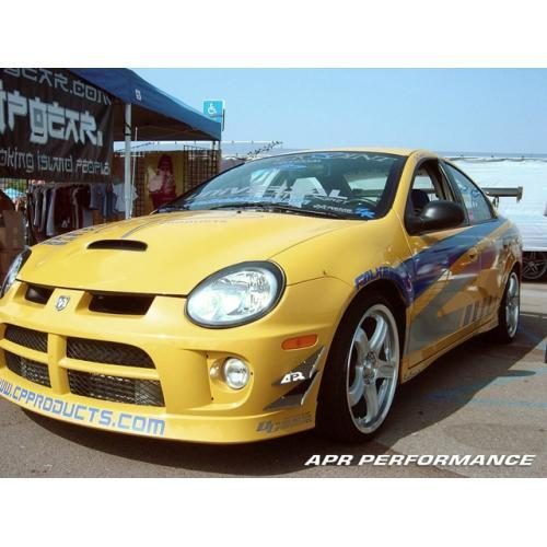 APR Performance - Dodge Neon SRT4 Front Bumper Canards 2003-2005
