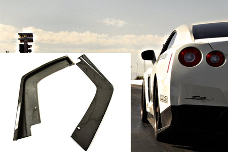 Rear Bumper Skirts - FRS/BRZ