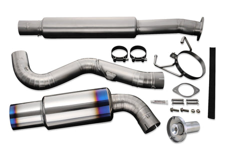 Ark Performance DT-S Exhaust - Subaru BRZ / Scion FR-S / Toyota GT86
