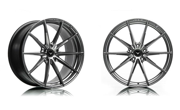 Vorsteiner V-FF 109 Wheels: Bentley Continental GT