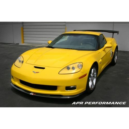 APR Performance - Corvette C6 Z06 Front Air Dam Version 1 2006-Up ( Z06 / Grand Sport only)