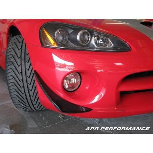 APR Performance - Dodge Viper SRT-10 Front Bumper Canards 2003-Up (coupe / convertible)