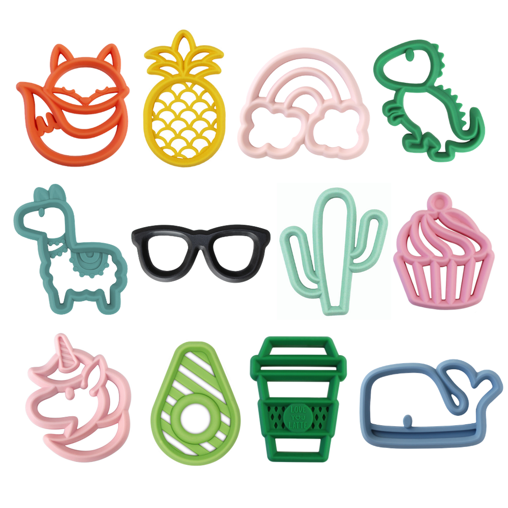 Eyeglass Teether - Pineapple Sunshine™