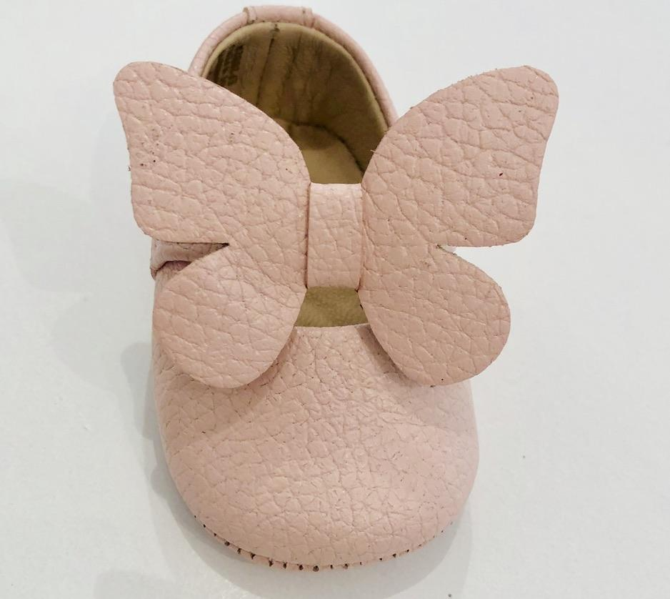 Butterfly Baby Ballerina- Pink