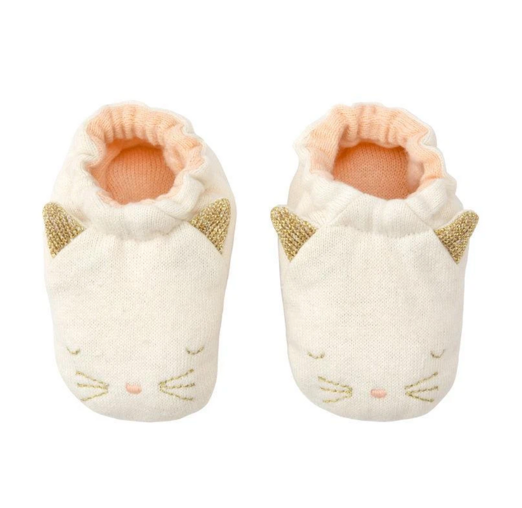 Cat Baby Booties - Pineapple Sunshine™
