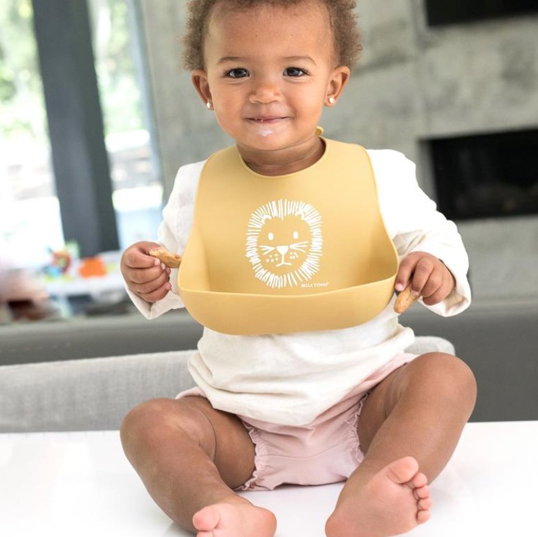 Lion Wonder Bib - Pineapple Sunshine™