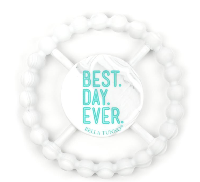 Best Day Marble Teether - Pineapple Sunshine™