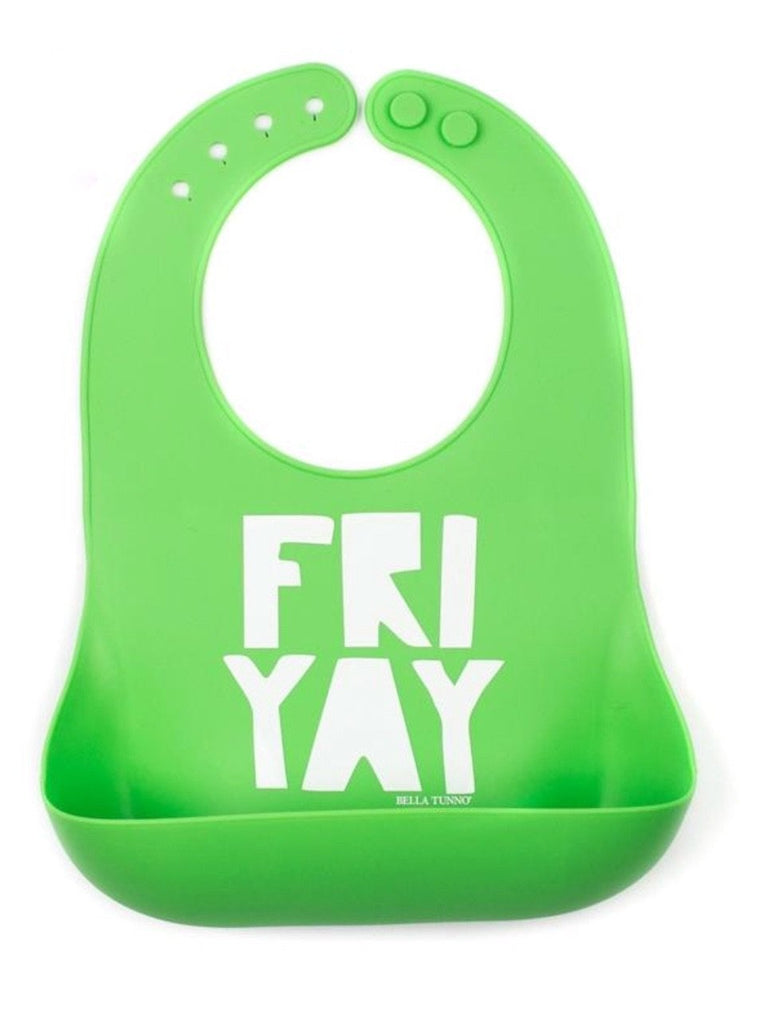 'Friyay' Wonder Bib - Pineapple Sunshine™