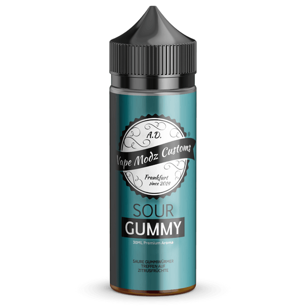 VMC – Sour Gummy 120ml