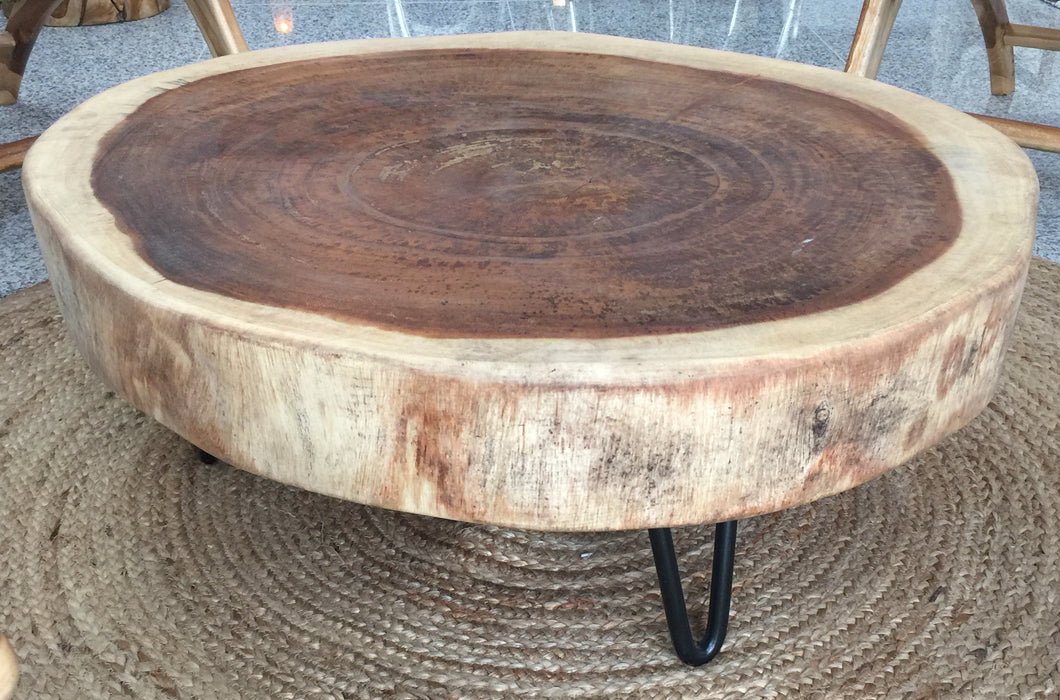 Low Suar Coffee Table - casa-suarez-panama