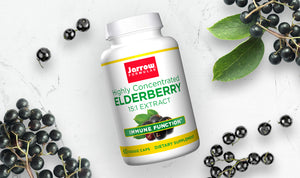 Shop Jarrow Formulas 100% pure elderberry to support immune health