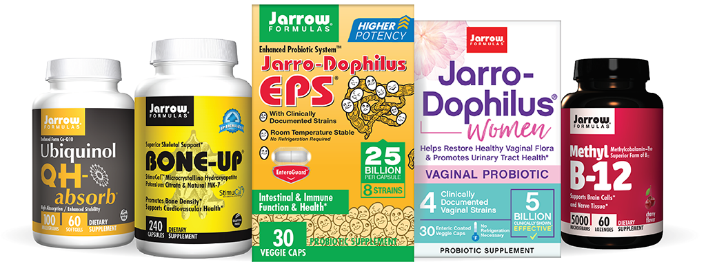 A collection of Jarrow Formulas products