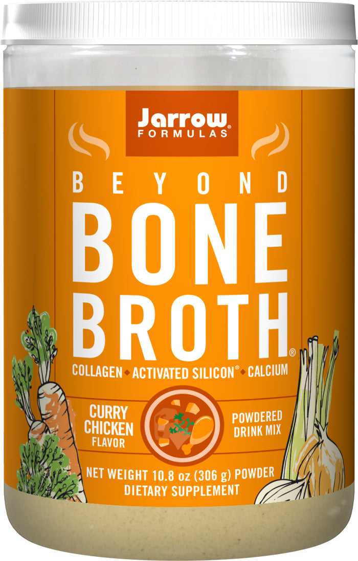 Photo of Beyond Bone Broth® Curry Chicken product from Jarrow Formulas