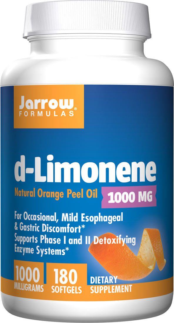 Photo of d-Limonene product from Jarrow Formulas