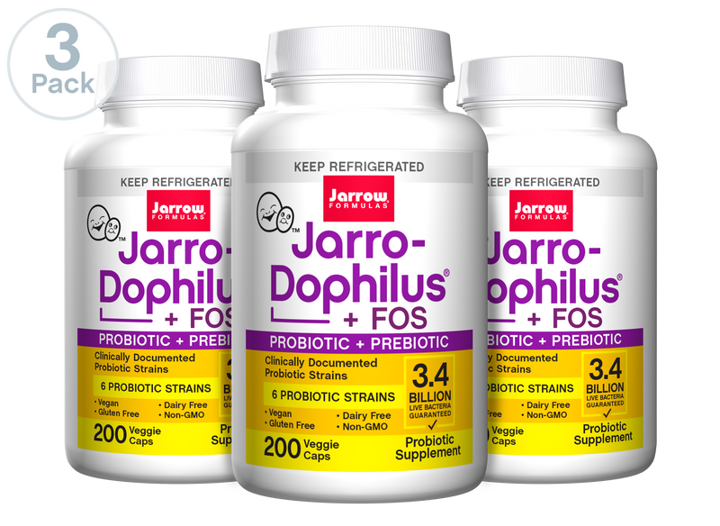 Photo of Jarro-Dophilus® + FOS product from Jarrow Formulas