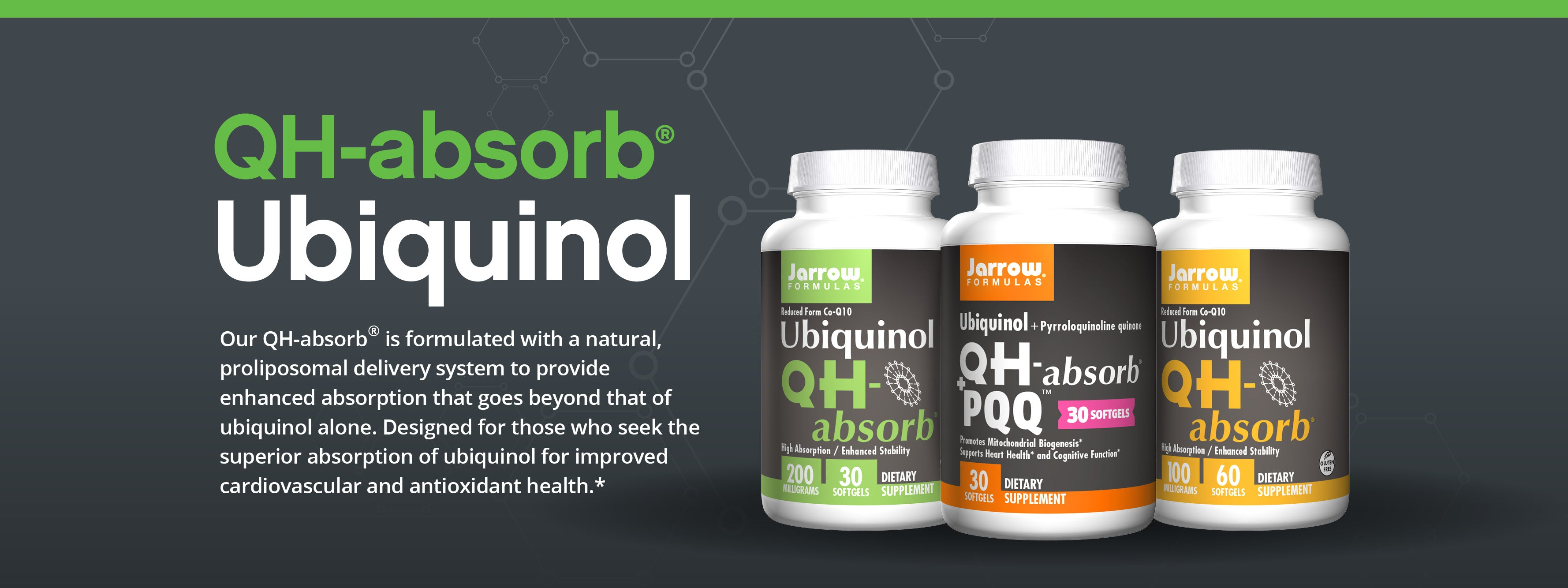 Learn About Ubiquinol header image