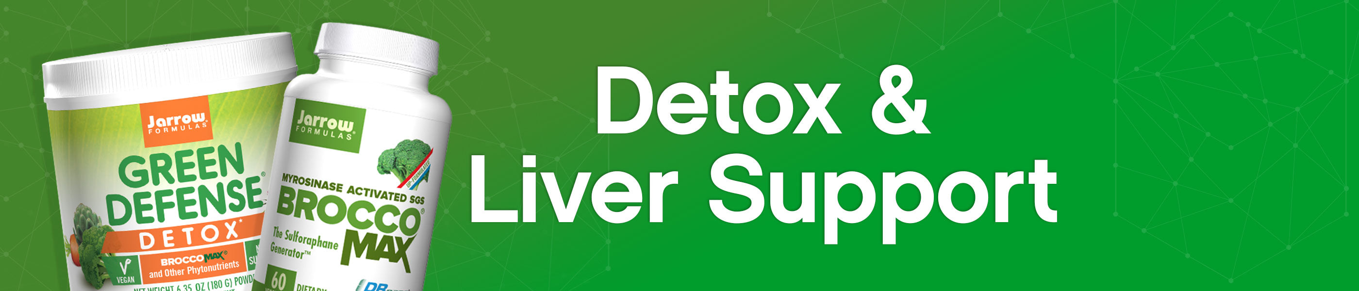 Detox & Liver Support header image