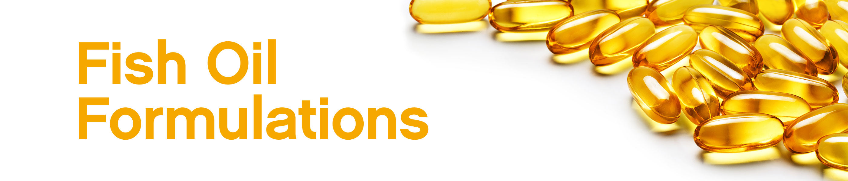 Fish Oils header image