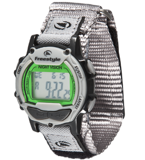 Freestyle Watches Predator Grey/Green Unisex Watch 10021371