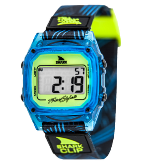 Freestyle Watches Then One Shark Clip Blue Unisex Watch 10017243