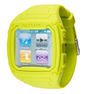 Freestyle Watches Shark Nano Green Unisex Watch 101373