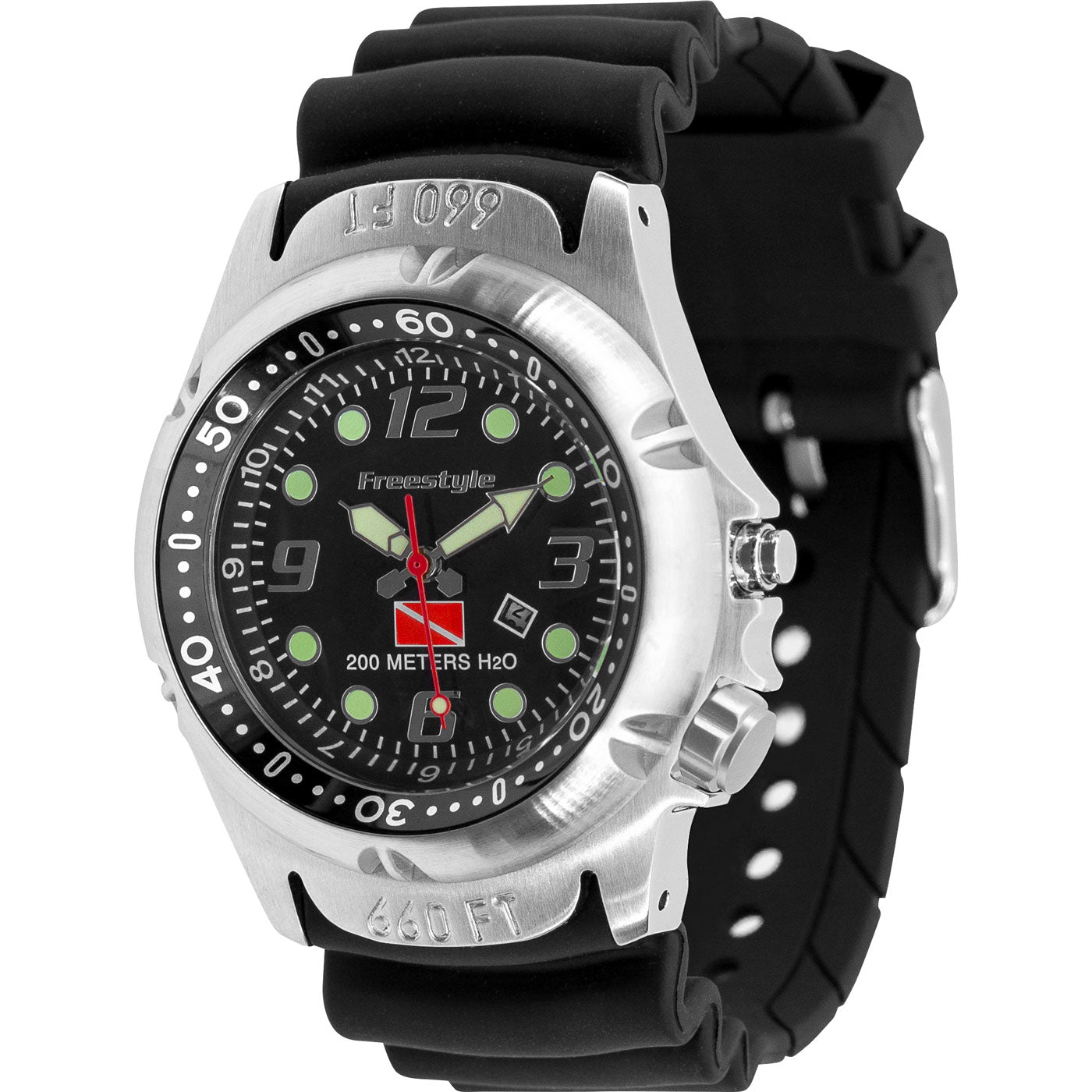 Freestyle Watches Hammerhead Black Unisex Watch Manual Guide
